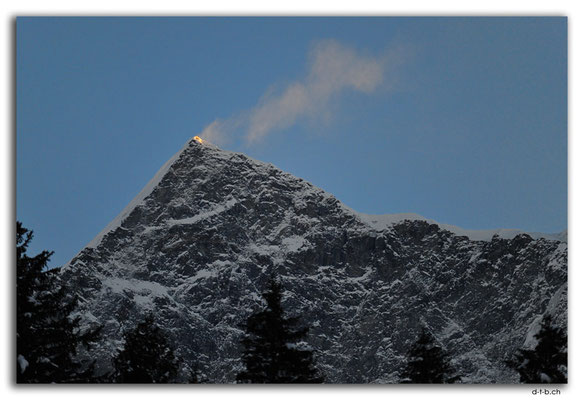 GW0026.Schneefahne am Kleinen Fiescherhorn