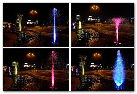 RO0216.Bukarest.Springbrunnen