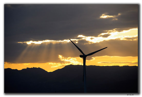 CN0037.Windpark am Abend