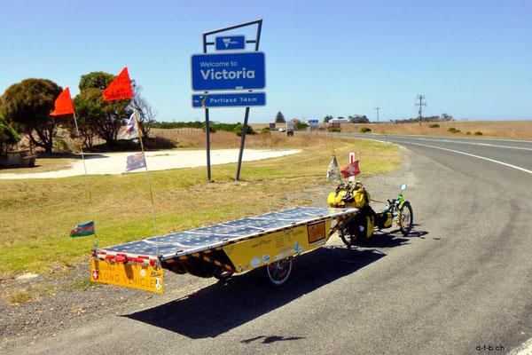AU: Solatrike in Victoria