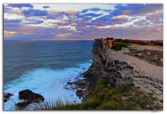 AU1623.Sydney.North Bondi Cliff
