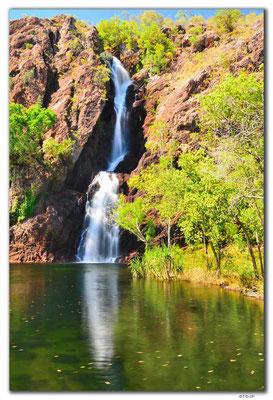 AU0079.Litchfield N.P. Wangi Falls
