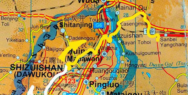 Tag 250: Shizuishan 石嘴山市 - Husbandry Yizu 牧业一组