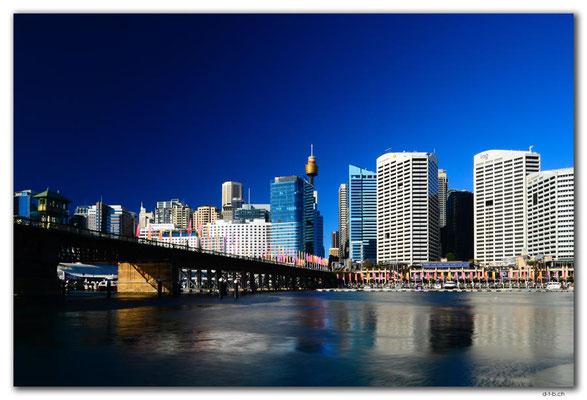 AU1703.Sydney.Darling Harbour.Pyrmont Bridge