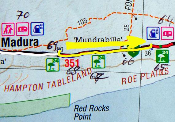 Tag 382: Moodini - Jilah Rockhole R.A.