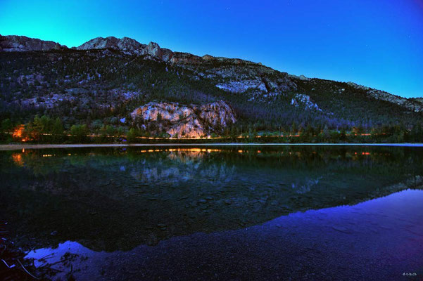 CA0186 Turquoise Lake Abend