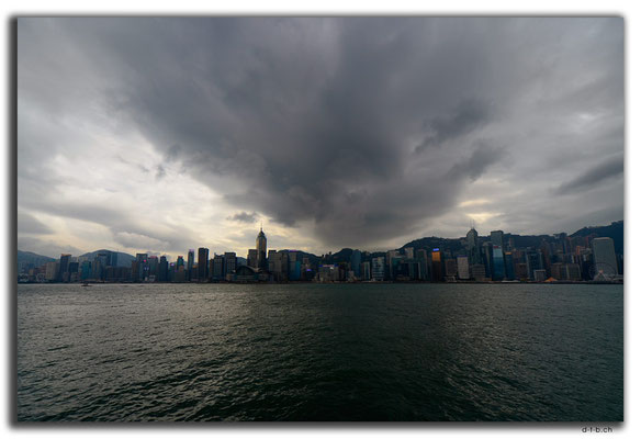 HK0082.Clouds over Hong Kong