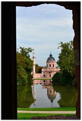 DE197.Schwetzingen.Moschee im Schlossgarten