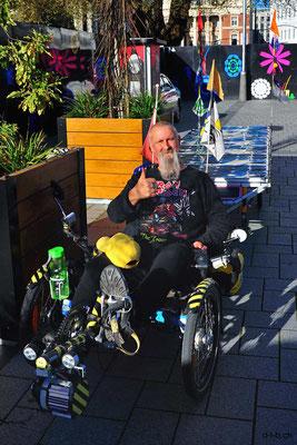 NZ: Solatrike and Wayne, Christchurch