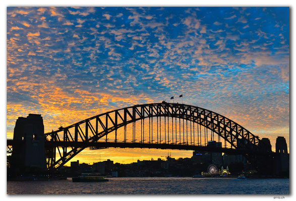 AU1557.Sydney.Harbour Bridge