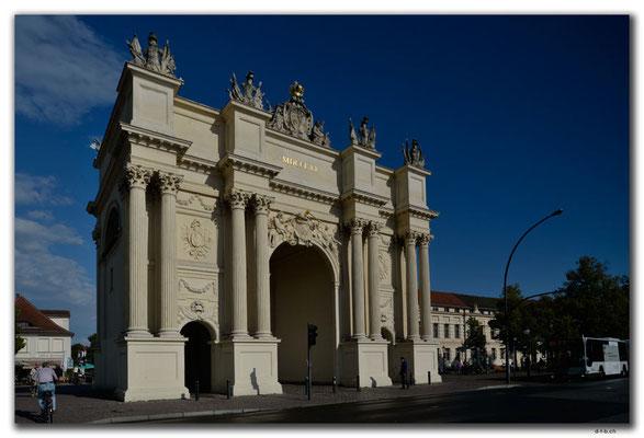 DE252.Potsdam.Brandenburger Tor