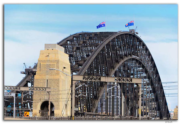 AU1593.Sydney.Harbour Bridge