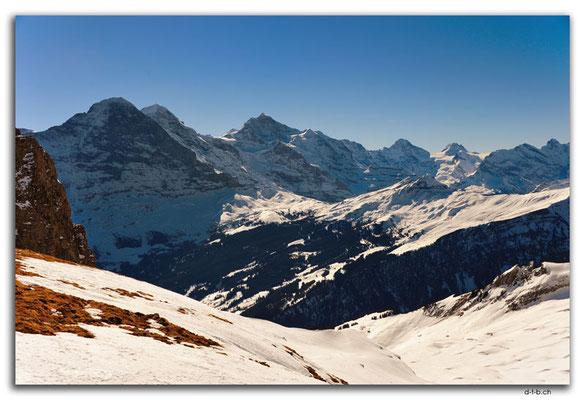 GW0065.Eiger, Mönch und Jungfrau vom Faulhorn aus