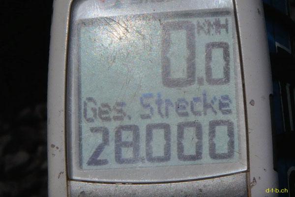 AU: Solatrike bei 28'000 km