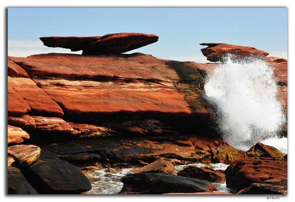 AU0465.Kalbarri N.P.Mushroom Rock