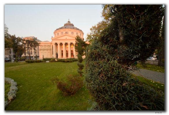RO0225.Bukarest.Romanian Athenaeum