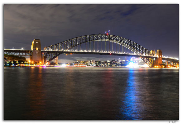 AU1565.Sydney.Harbour Bridge