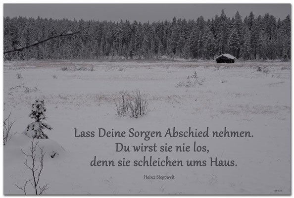 S0218 Hütte.Moskojärvi,SE. Text: Heinz Stegoweit