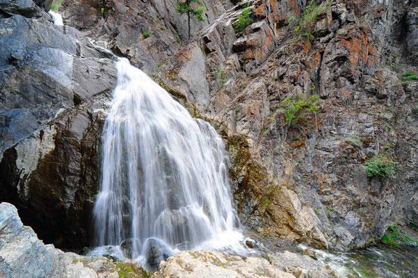 CA0191 Kamloops Bridal Veil Falls