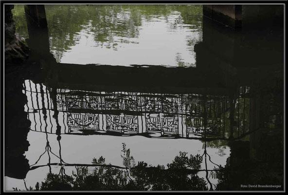 C1937 Suzhou Garten des bescheidenen Beamten