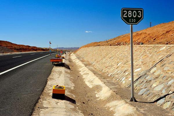 CN.Solatrike in der Wüste Gobi