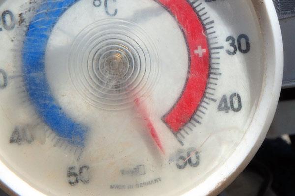 Solatrike.KZ.über 50°C / above 50°C