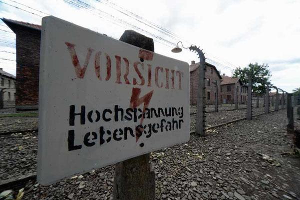 Polen.Auschwitz 3