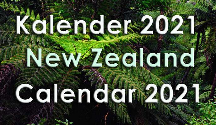 Kalender 2021 / Calendar 2021