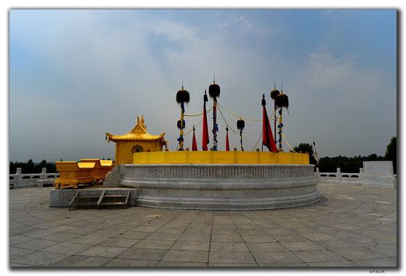 CN0253.Genghis Khan Mausoleum
