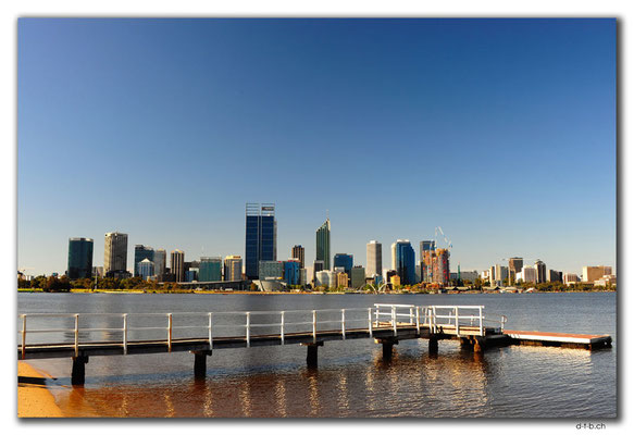 AU0696.Perth.City Schiffssteg
