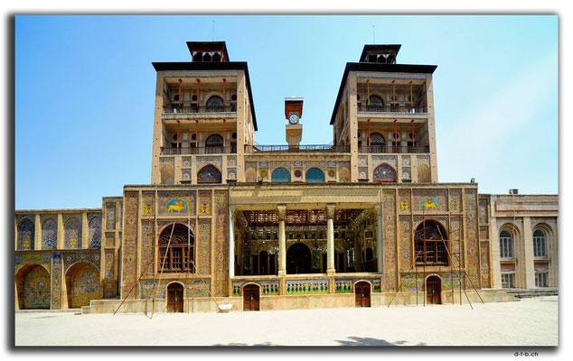 IR0243.Tehran.Golestan Palace.Shams-ol-Emareh.