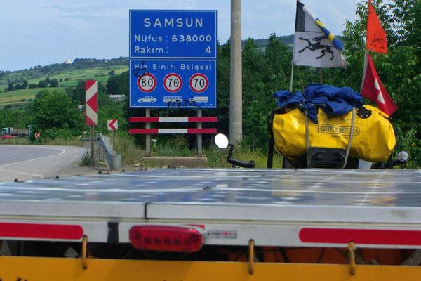 TR: Solatrike in Samsun