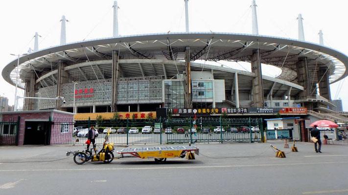 Solatrike.CN.Urumqi Sportstadium