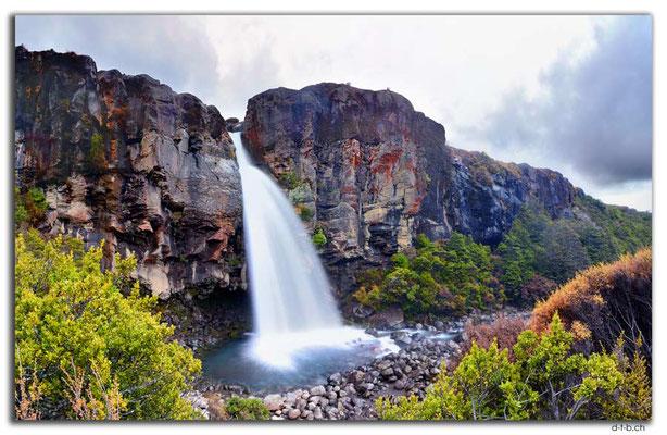 NZ0300.Tongariro N.P.Taranaki Falls