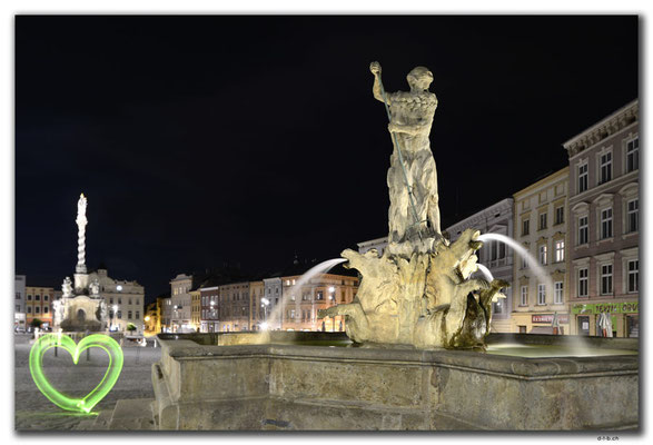 CZ124.Olomouc.Neptunbrunnen