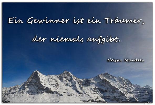 S0297.Eiger, Mönch und Jungfrau.Switzerland.Nelson Mandela