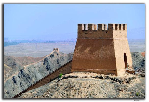 CN0131.Jiayuguan.Overhanging Great Wall