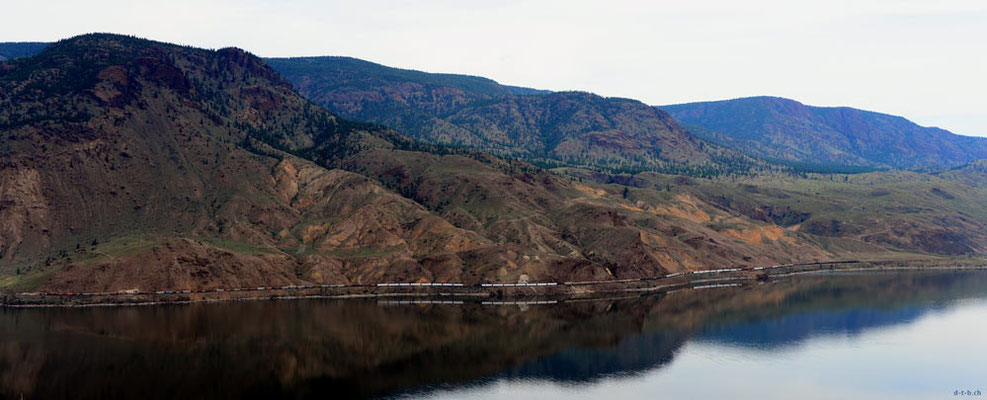 CA0189 Kamloops Lake Train