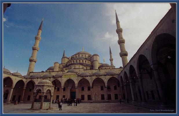TR001.Blaue Moschee.Istanbul