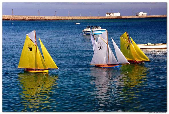 LAN005 Arrecife, Segelboote