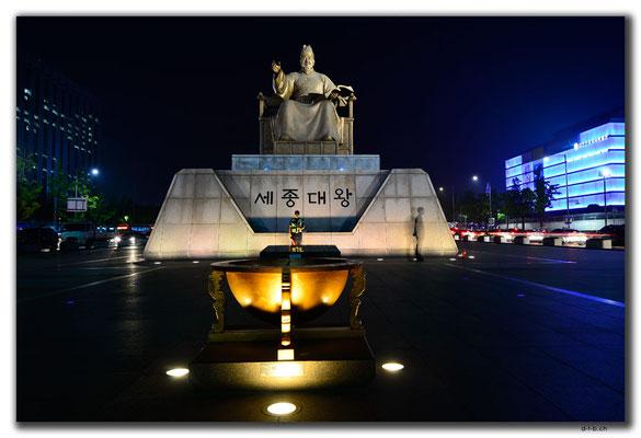 KR0070.Seoul.Gwanghwamun Square