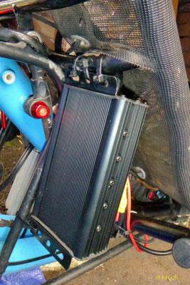 NZ: Solatrike mit neuem Vordermotor Kontroller