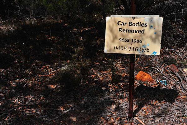 Australien.Car bodies