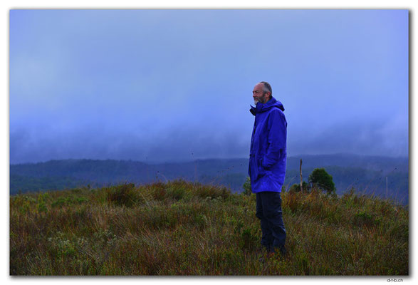 AU1445.Arthur Pieman Conservation Area.Bob the Tasmanian