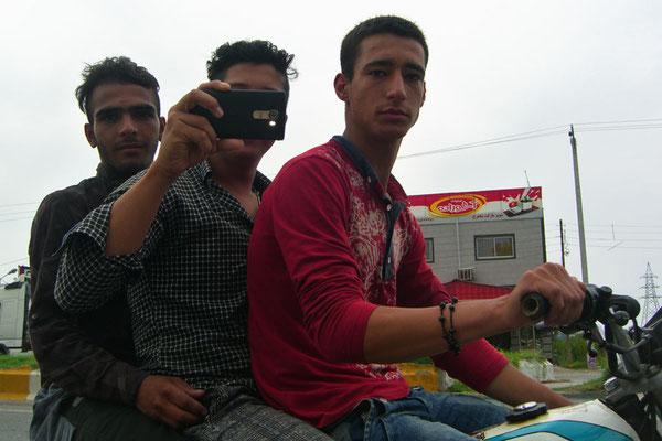 Iran: Motorrad 5