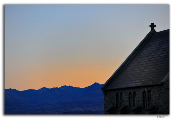 NZ0785.Lake Tekapo.Church of the good Shepherd