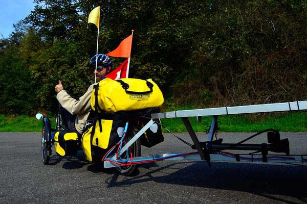 Solatrike V2 - Pilot