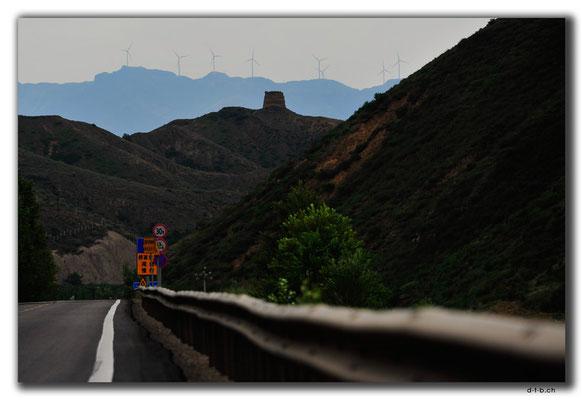 CN0332.Grosse Mauer in Hebei