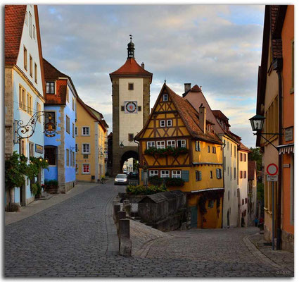 DE182.Rothenburg ob der Tauber