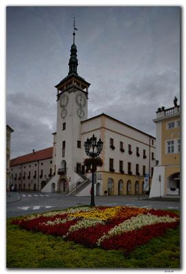CZ145.Kroměříž.Rathaus